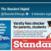 The government forces the parents to dig deeper into their pockets due to increased fees.