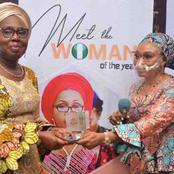 Ex-Reps Member Congratulates Mrs Akeredolu On Her 2021 AWIA Award, Calls Her A New Name