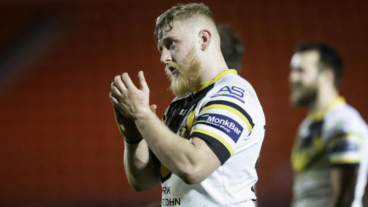 James Ford gives update on injury-hit York City Knights