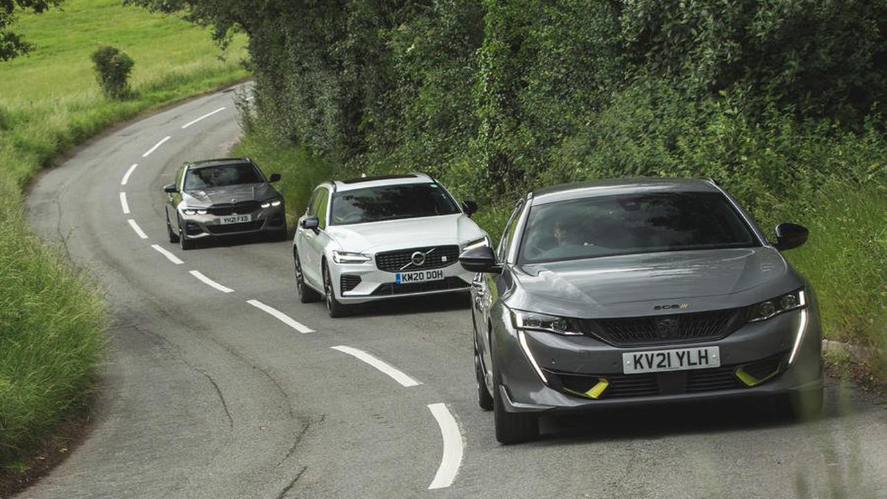 Lion's pride: Peugeot 508 PSE vs BMW and Volvo rivals