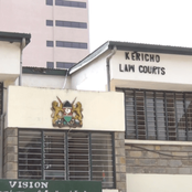 Kericho Law Court Closed for Two Weeks