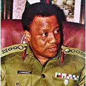 The Nigerian head of state who survived a coup