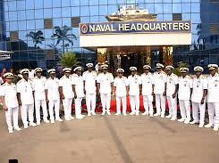 Full List Of Former Chief Of Naval Staff In Nigeria, Past And Present.