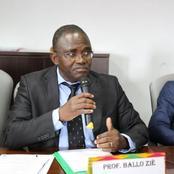 Enseignement supérieur : un nouveau président à la tête de l'Université FHB de Cocody