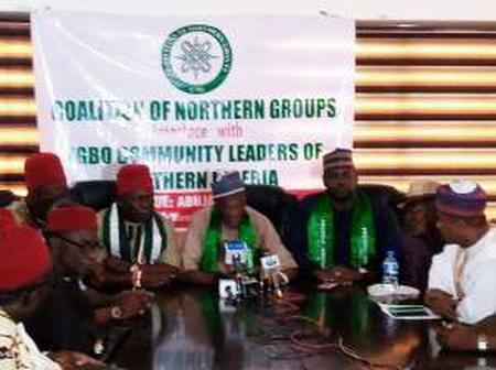 You have failed Nigerians; CNG leaders tells president buhari