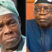Today's Headlines: I once Tested Positive, Says Obasanjo, Logos Heading To Wrong Direction, Tinubu