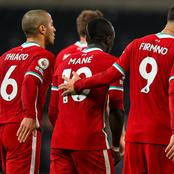 See Amount of Money Each Liverpool Player Earns Per Week; Salah and Mane Salary is Unfair Balance