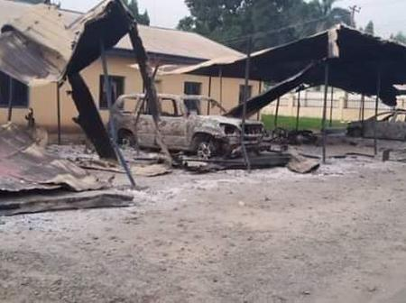 Today's News: Another Police Station Burnt In Imo State; NPower Clears Payment Arrears;