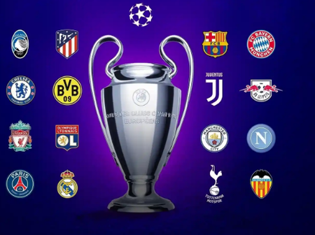UCL groups: checkout who your club will be coming up against. (Group A - Group H).
