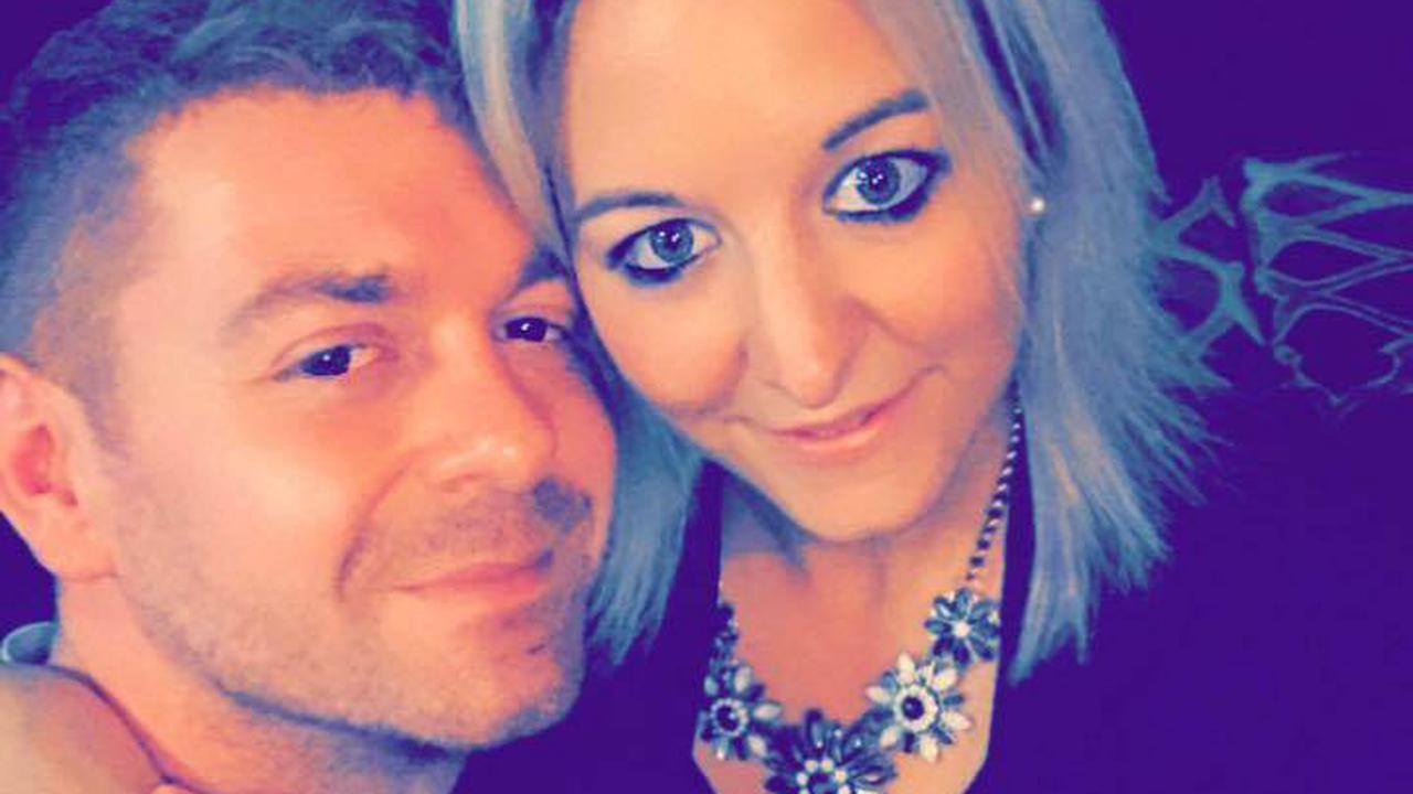 Pregnant mum shot with crossbow reveals how she pulled bolt from neck