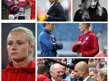 Meet FC Bayern Team Manager, Kathleen Kruger and See some Beautiful of her pictures