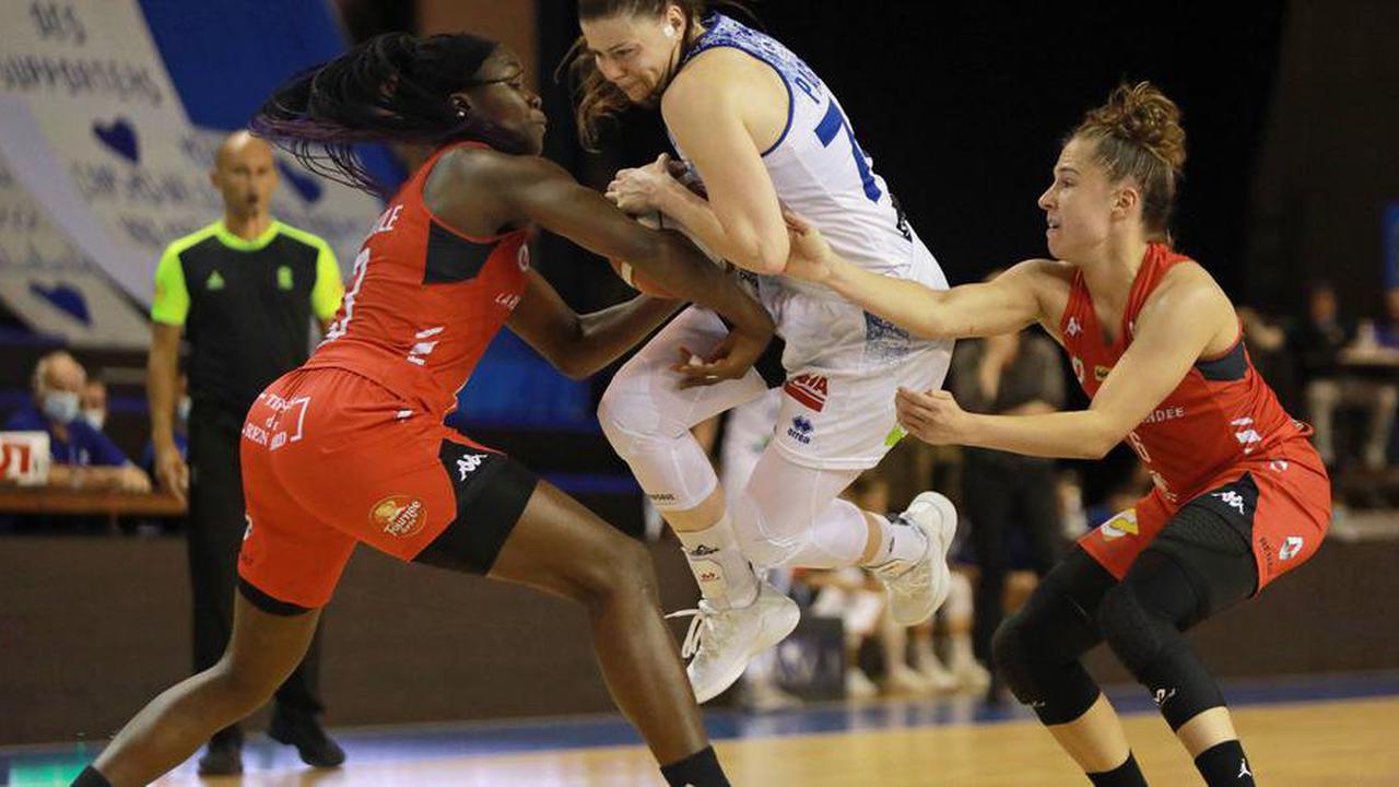 Basket Landes force les portes de la demi-finale
