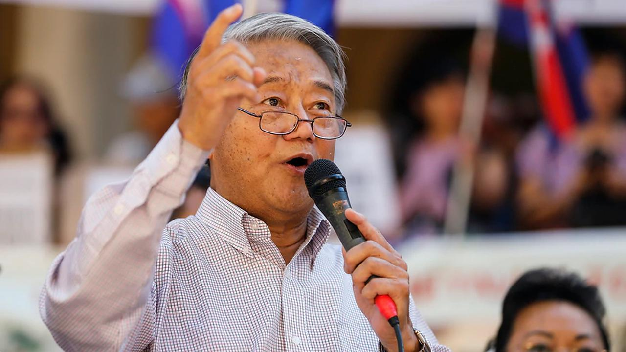 'A big distraction': Former Victorian MP Hong Lim charged with incitement in Cambodia's activist crackdown