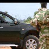 Army Officer And His Girlfriend Arrested For Giving Bandits Military Uniforms