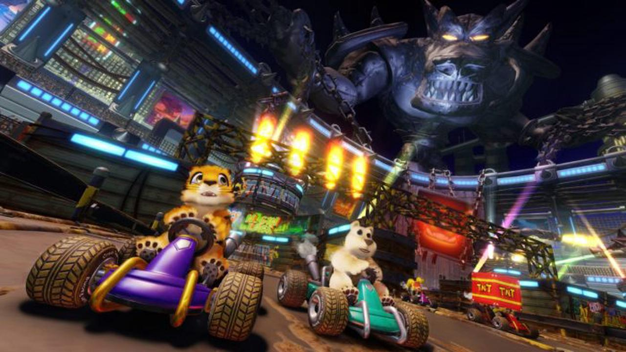 You Can Play Crash Team Racing: Nitro Fueled for Free This Week