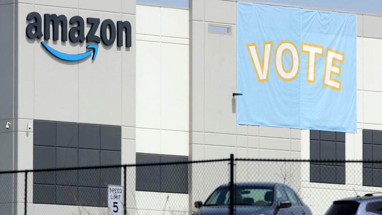 Vote counting to start in Amazon union election