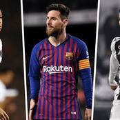 Ronaldo, Messi and Mbappe: Start one, Bench One and Sell one. Who will it be?