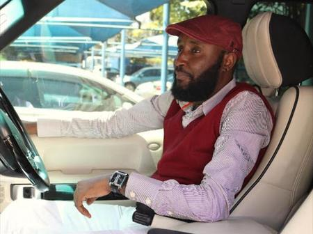 When One Door Closes Another Opens: Shaffie Weru Lands New Job Days After Being Fired From Homeboyz