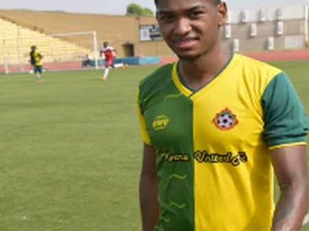 Brazil-Born NPFL Player Ready To Slug It Out With Ola Aina And Ebuehi In Super Eagles