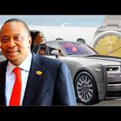 Expensive Things Owned By President Uhuru Kenyatta
