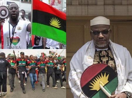 After ESN was accused of attacking Imo state prison, check out what IPOB said
