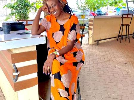 Latest Glowing Photos of Wilbroda the Radio Queen