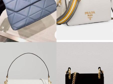 Checkout These Latest Prada Bags That'll Add A Touch Of Sophistication & Class To Your Dressing