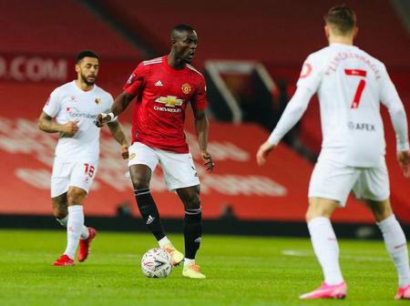 Huge Relief For Manchester United Fans As Bailly Delivers Much Needed Good News