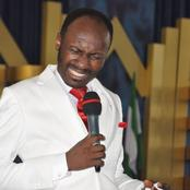 After Boko Haram Threatened To Execute Northern Pastor, See What Apostle Suleiman Said