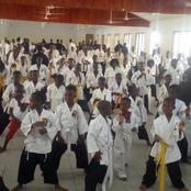 Karaté : 300 ''Yoseikanais'' lancent la nouvelle saison à Grand Bassam
