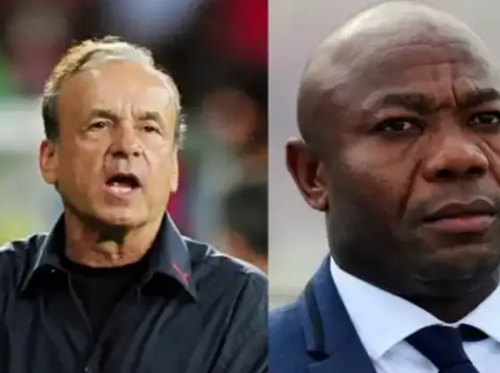 [OPINION] See The Nigerian Coach Who Should Replace Rohr If He Is Sacked