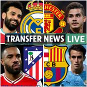 Latest transfer news; Updates on Salah, Abraham, Lacazette, Griezmann, Silva and others
