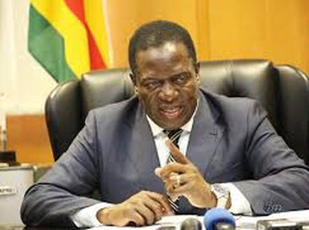 Breaking News| Good News For All Zimbabweans As Mnangagwa Is Set To Reshuffle His Cabinet.