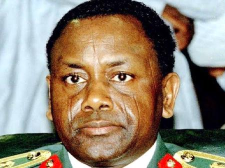 This is How Sani Abacha Died.