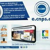 e-CNPS : le portail au profit des partenaires sociaux