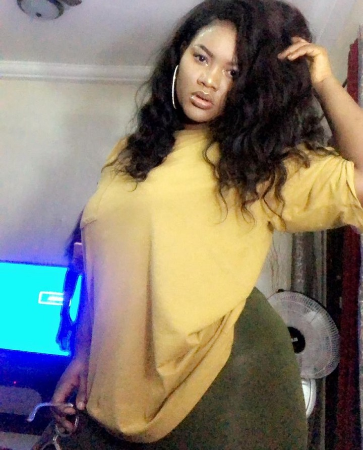 8875894dec504498893813b7a8c1aecb?quality=uhq&resize=720 - Meet Akua Ababio, The Beautiful Lookalike Sister Of Sandra Ababio Causing Confusion With Her Beauty