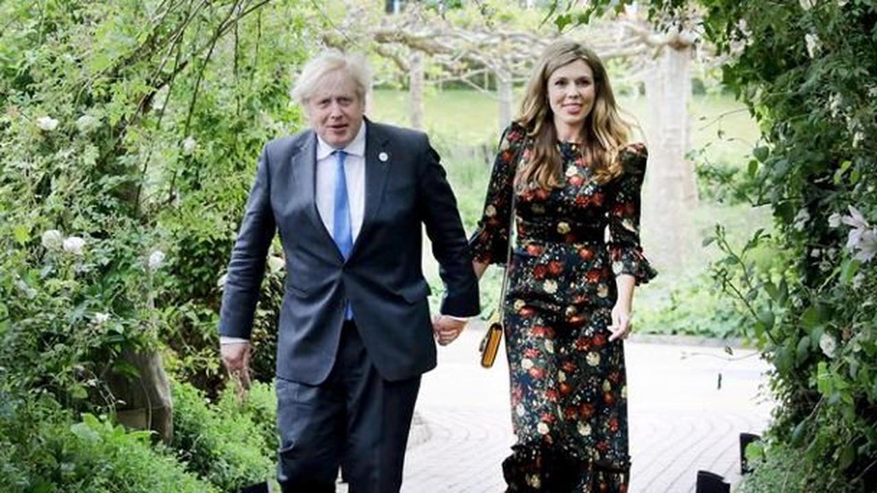 Premier Boris Johnson wird wieder Vater