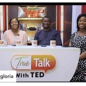 Checkout Lovely Picture Of Mike Bamiloye with True Talk Show Co-Host