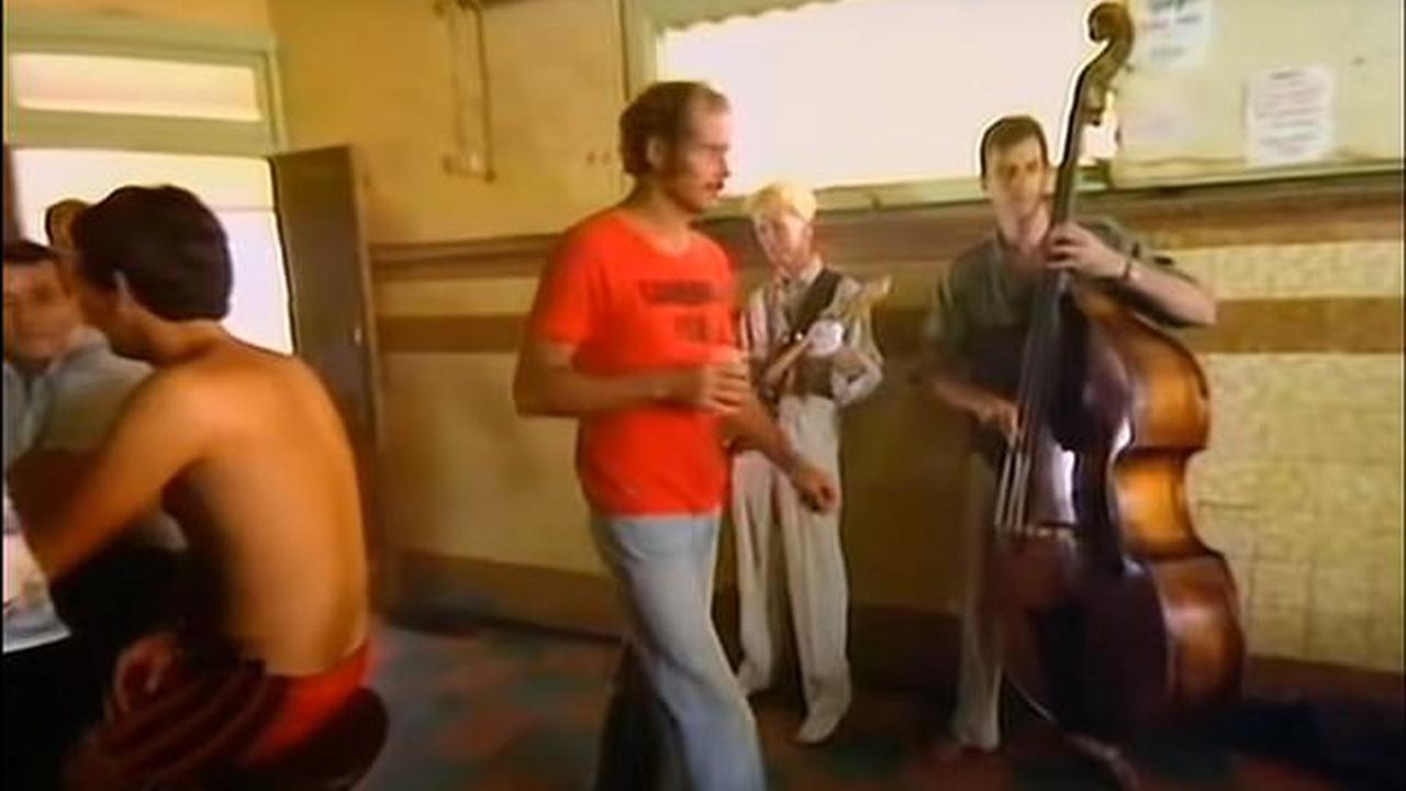 How an unsuspecting Kiwi wanting a beer on a hot day ended up featuring in one of David Bowie's most famous music videos filmed in Australia