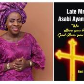 Few hours to her birthday, Another Nollywood actress is dead.
