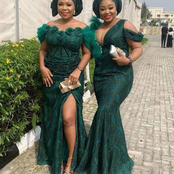 Gorgeous Long Gowns for Excellent and Classy Ladies - Photos