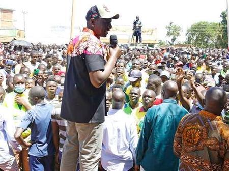 Stop Incitement Against Me, William Ruto tells President Kenyatta