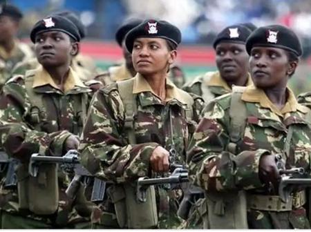 KDF Reveals Why Majority Failed To Be Recruited