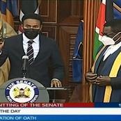 Abdulkadir Haji Succeeds His Father As The Garissa County Senator