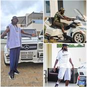 See Exotic Cars And Luxurious Lifestyle Of Emmanuel Adebayor (Photos)