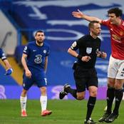 Man United coach reveals why the referee refused to confirm penalty against Chelsea yesterday.