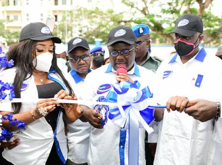 Ayade flags off health Insurance scheme in Cross River, promises affordable universal healthcare