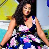 I wish Ernest Opoku was my boyfriend, I fought over him several times! Ellen Kyei white
