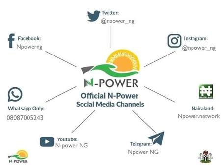 Avoid Fake News, See Npower Social Media Channels To Get Updates