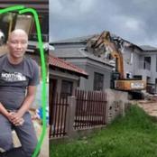 Affaire un sugar daddy démolit la villa de sa copine infidèle : voici toute la vérité